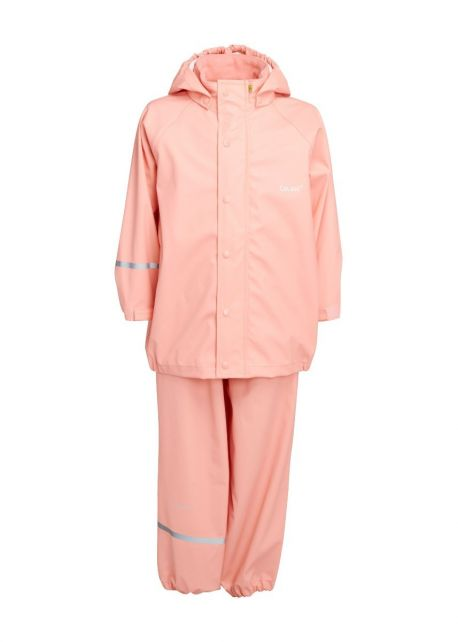 CeLaVi---Rain-suit-for-children---Apricot