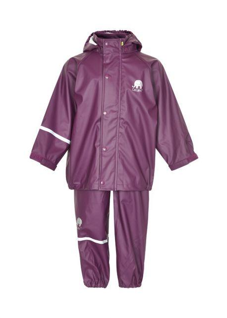 CeLaVi---Rainsuit-for-Kids---Dark-Violet