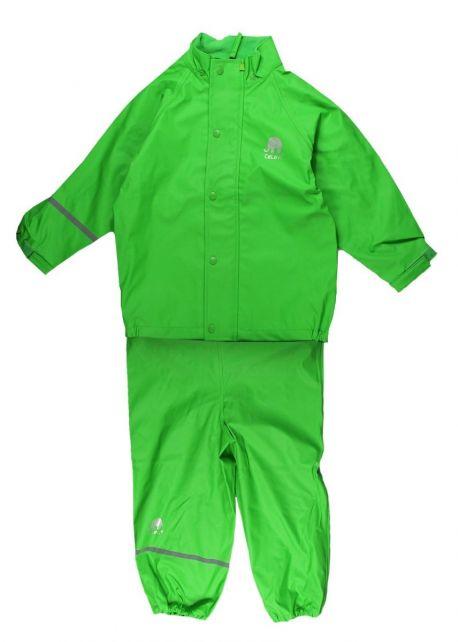 CeLaVi---Rain-suit-for-children---Green