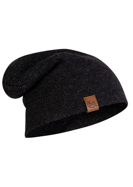 Buff---Knitted-Hat-Colt-for-adults---Graphite