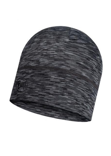 Buff---Lightweight-Merino-Wool-Hat-Stripes-for-adults---Grey/Multi