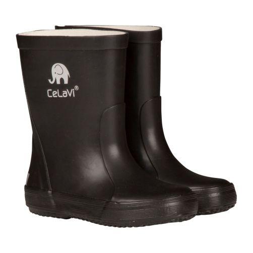 CeLaVi---Rubber-Boots-for-Kids---Black