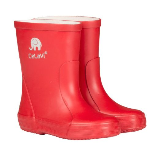 CeLaVi---Rubber-Boots-for-Kids---Red