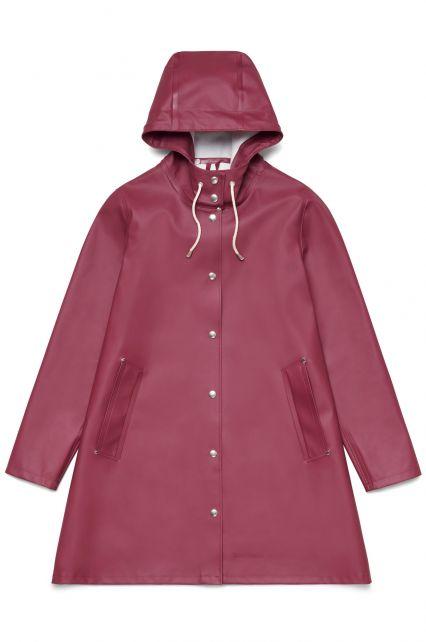Stutterheim---Raincoat-for-women---Mosebacke---Burgundy