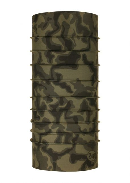 Buff---Original-Tube-scarf-Crook-Military-for-adults---Military-Green