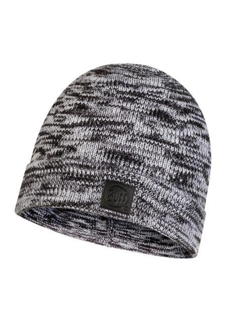 Buff---Knitted-Hat-Edik-for-adults---Grey/Multi