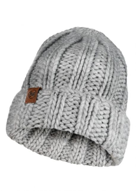 Buff---Knitted-Hat-Vanya-for-adults---Grey