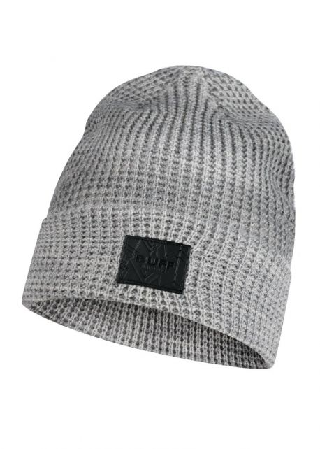 Buff---Knitted-Hat-Kirill-for-adults---Grey