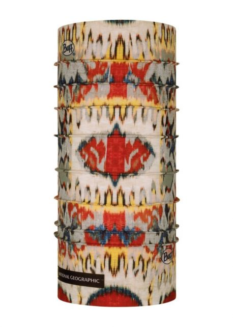 Buff---National-Geographic-Original-Tube-scarf-Ikatmor-for-adults---Multi