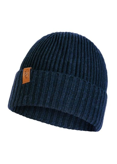 Buff---Knitted-Hat-New-Biorn-for-adults---Nightblue