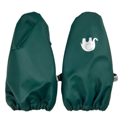 CeLaVi---Waterproof-Mittens-with-Fleece---Dark-Green