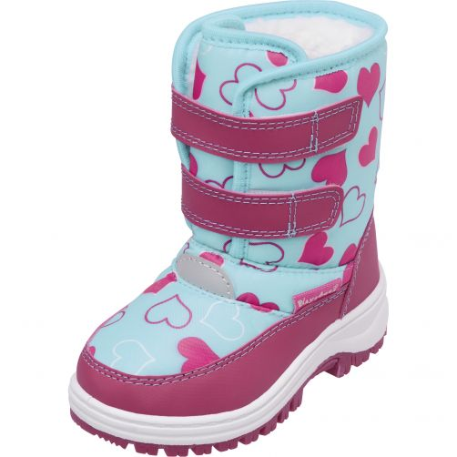 Playshoes---Winterboots-with-velcro-for-kids---Hearts