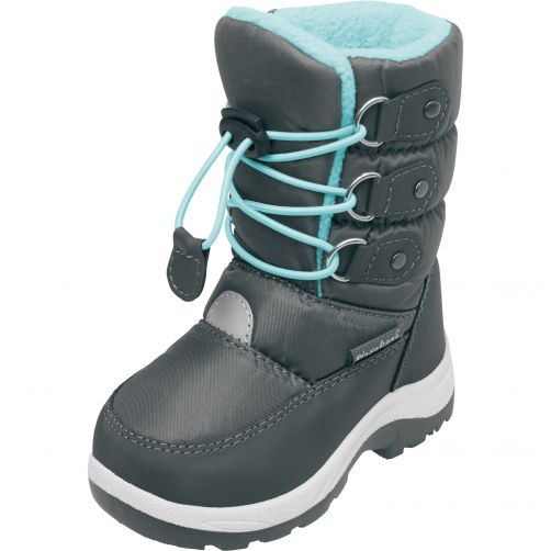 Playshoes---Winterboots-with-laces-for-kids---Turqoise