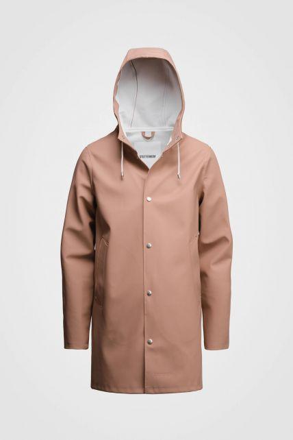 Stutterheim---Raincoat-for-men-and-women---Stockholm---Sandelwood