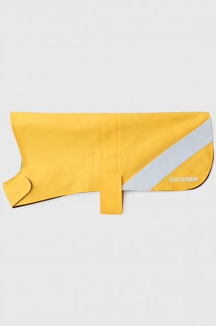 Stutterheim---Raincoat-for-dogs---Yellow