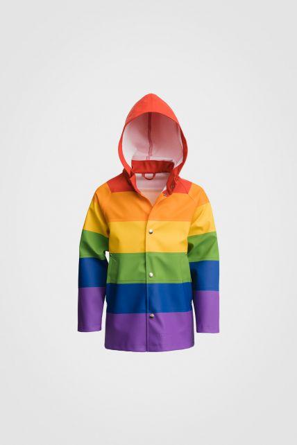 Stutterheim---Raincoat-for-children---Vladimir-Mini---Rainbow