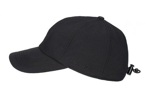 Hatland---Baseball-cap-for-men---Branco---Black