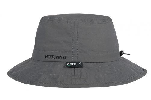 Hatland---Bucket-hat-for-men---Winner-Porelle---Anthracite