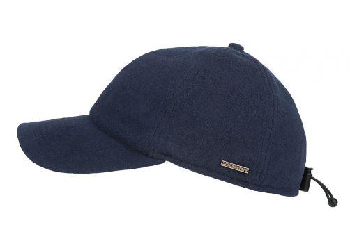 Hatland---Baseball-cap-for-men---Lenox---Navy