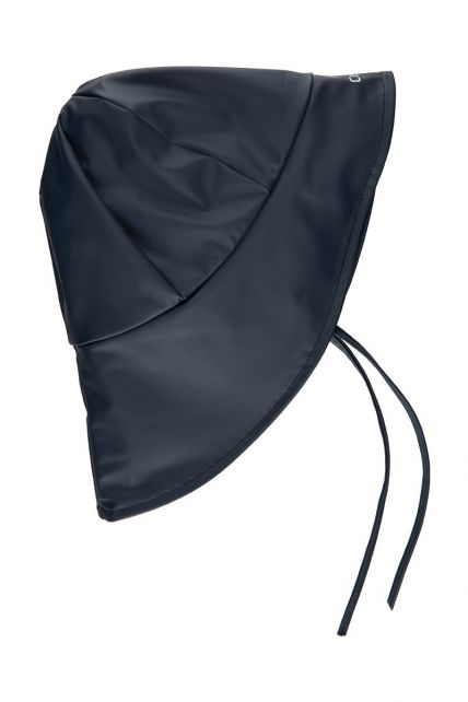 CeLaVi---Rain-cap-with-fleece-for-kids---Solid---Dark-blue