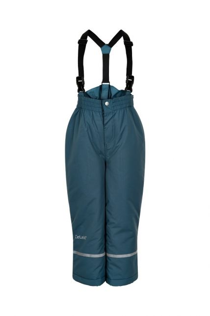 CeLaVi---Ski-pants-for-kids---Solid---Ice-blue