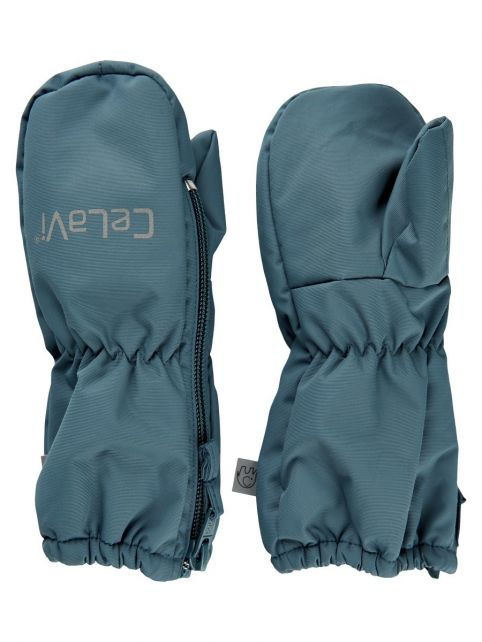 CeLaVi---Mittens-with-fleece-lining-for-kids---Ice-blue