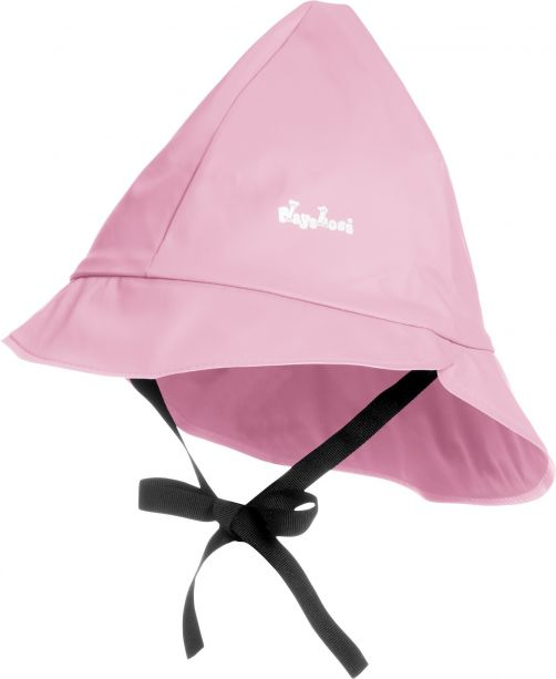 Playshoes---Rain-cap-with-cord---Lightpink