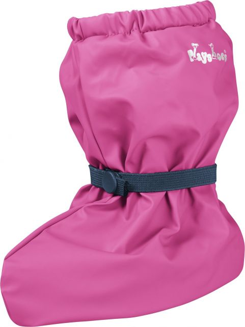 Playshoes---Overshoes-with-fleece-for-babies---Pink
