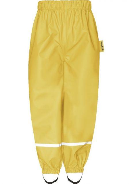 Playshoes---Rain-Pants-for-kids---Yellow