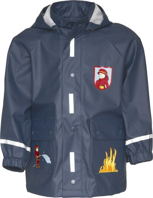 Playshoes---Rain-Coat-Fire-Brigade---Navy