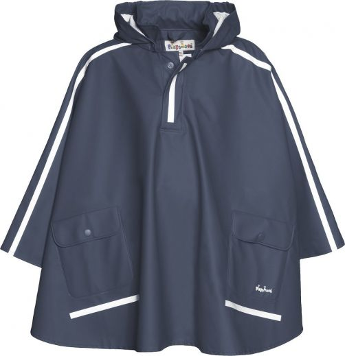 Playshoes---Rain-cape-with-pockets---Navy