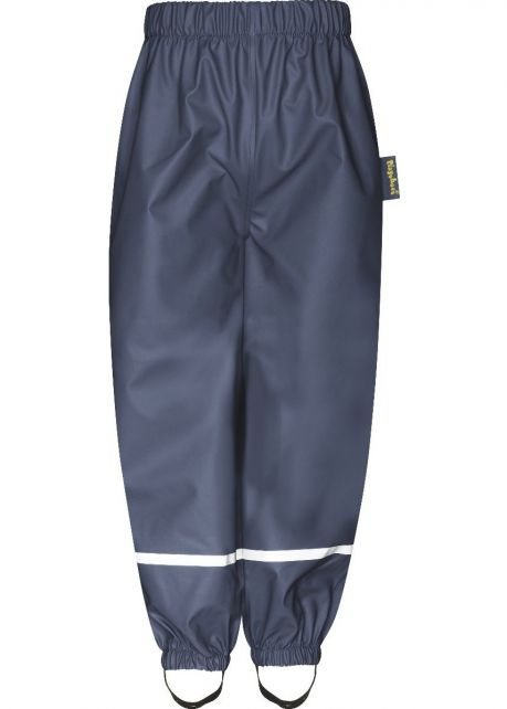 Playshoes---Rain-Pants-with-Fleece-lining-for-kids---Navy