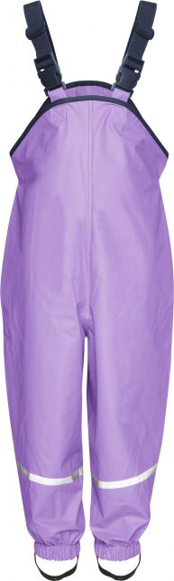 Playshoes---Rain-Pants-with-suspenders-for-kids---Light-Lilac