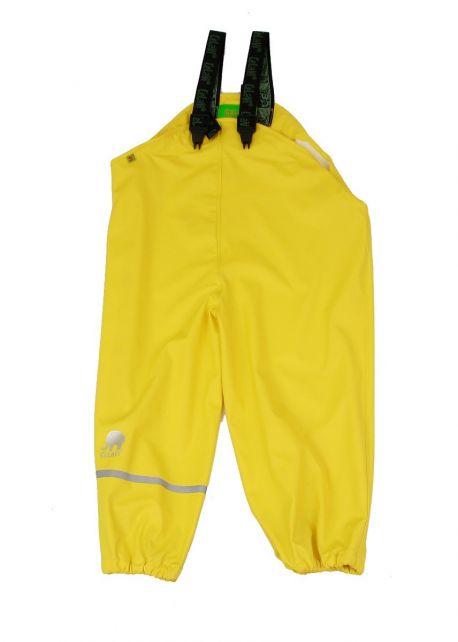 CeLaVi---Rain-Bib-Pants-for-Kids---Yellow