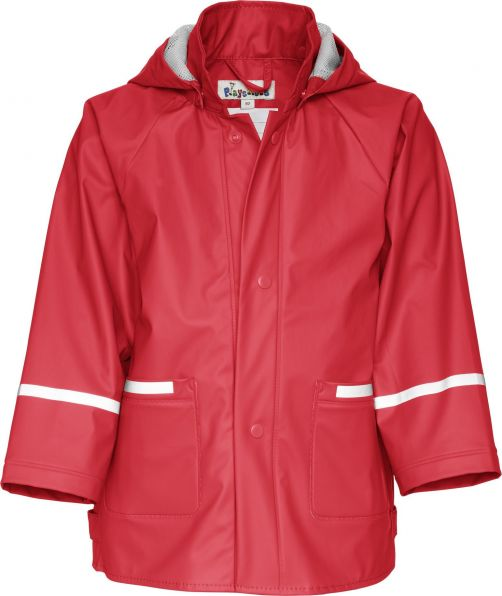 Playshoes---Rain-Jacket-Basic---Red