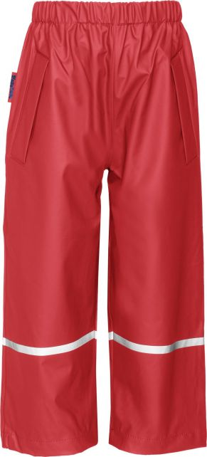 Playshoes---Rain-Pants---Red
