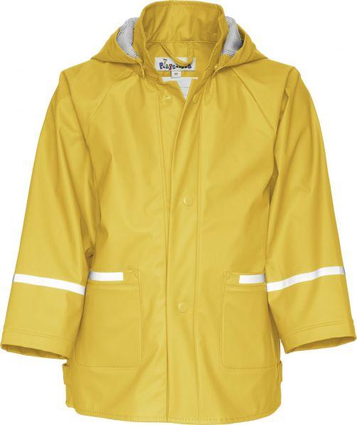 Playshoes---Rain-Jacket-Basic---Yellow