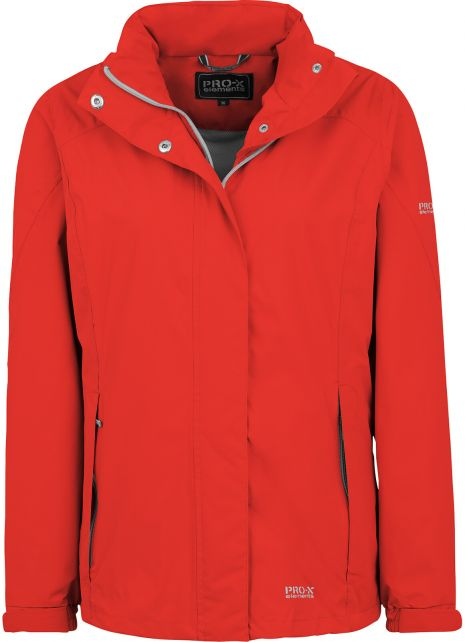 Pro-X-Elements---Packable-rain-jacket-for-women---Carrie---Ruby-red