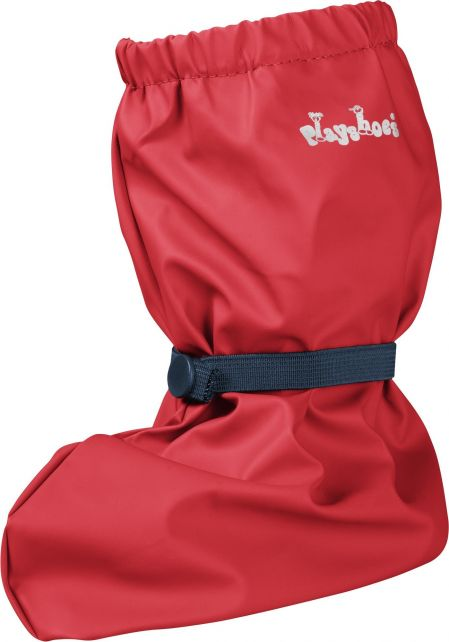 Playshoes---Overshoes-for-babies---Red