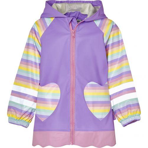 Playshoes---Raincoat-for-kids---Unicorn---Pink-and-Rainbow