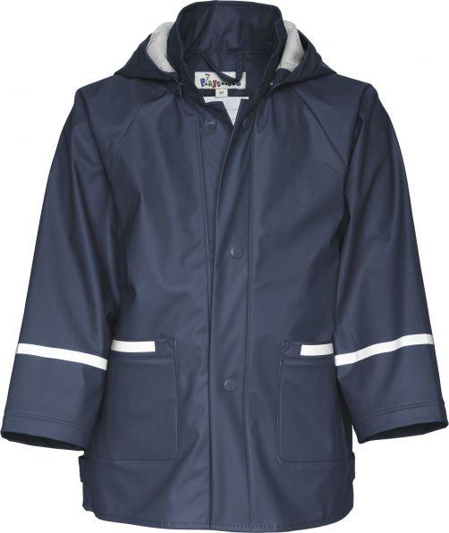 Playshoes---Rain-Jacket-Basic---Navy