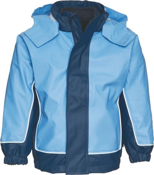 Playshoes---3-in-1-Rainjacket-two-toned---Navy/Blue