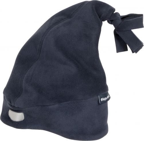 Playshoes---Fleece-hat-with-reflector---Navy