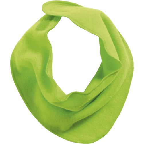 Playshoes---Fleece-triangle-scarf-for-kids---Onesize---Green