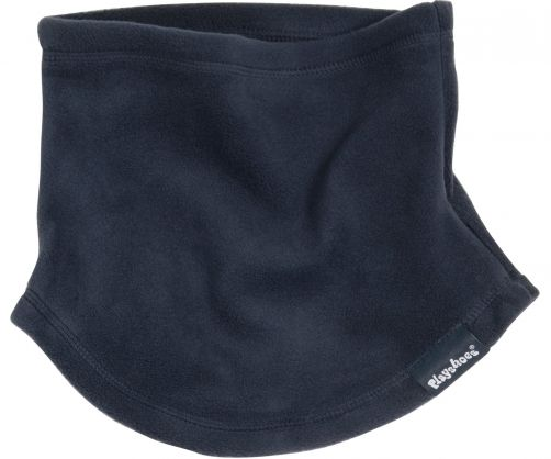 Playshoes---Fleece-round-shawl---Navy