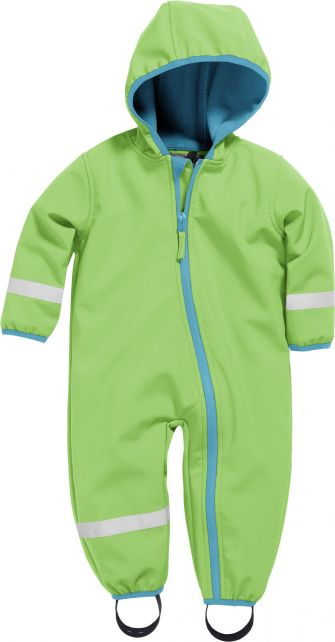 Playshoes---Softshell-Overall-for-babies-and-toddlers---Green
