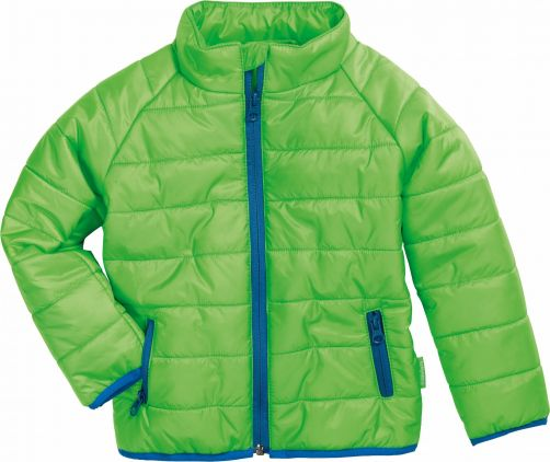 Playshoes---Padded-jacket---Green/Blue