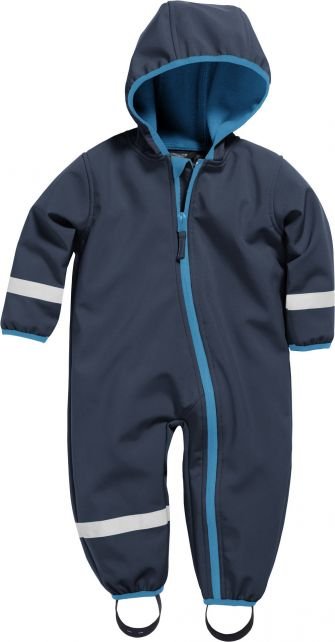 Playshoes---Softshell-Overall-for-babies-and-toddlers---Navy