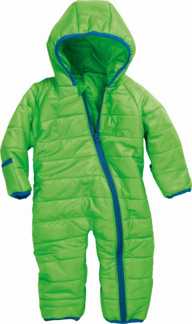 Playshoes---Padded-overall---Green/Blue