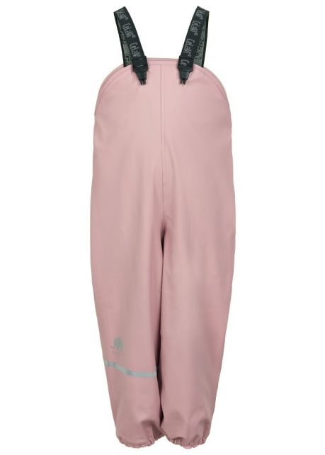 CeLaVi---Rain-Pants-with-Fleece-for-kids---Misty-Rose